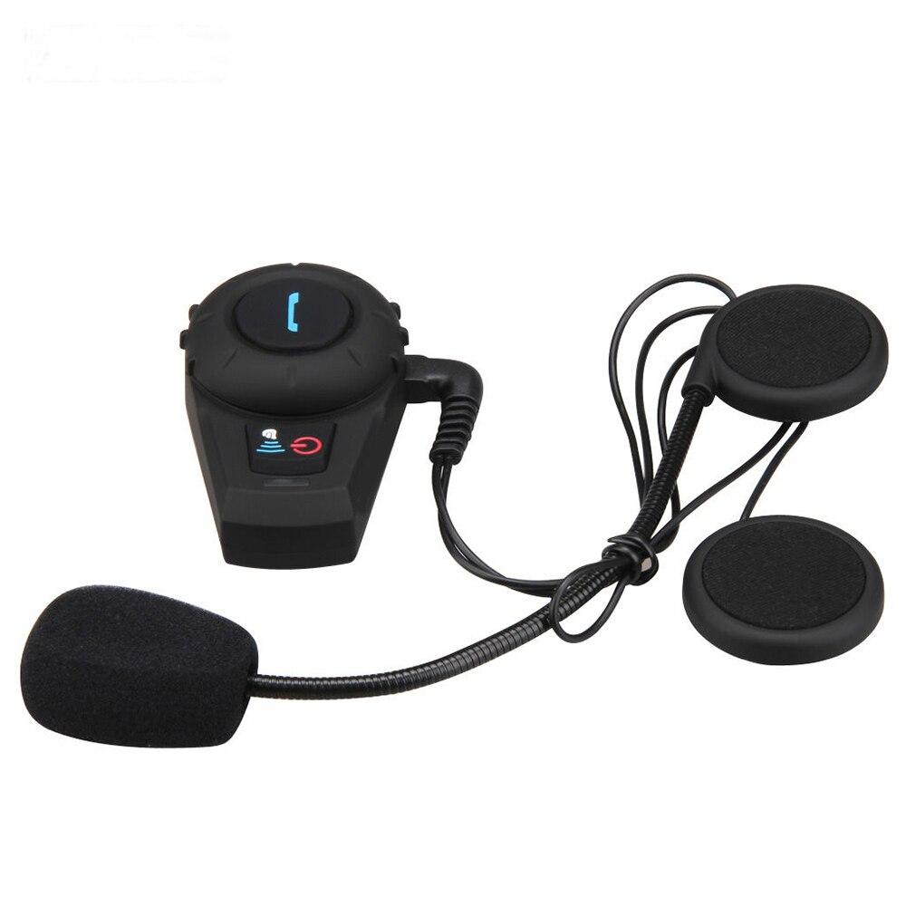 Top Deals 2x Bluetooth 500M 2 Riders BT Interphone Motorcycle Bike Helmet Intercom Headset wireless bt motorcycle motorbike helmet intercom headset interphone