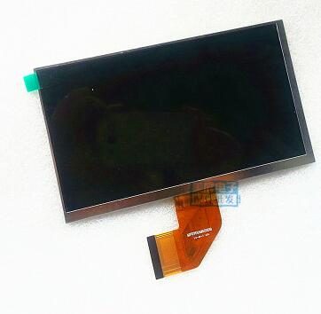 Witblue New LCD display Matrix for  7  FPC0705035 - B Tablet LCD Screen panel Module Replacement Free shipping new lcd display replacement for 7 explay actived 7 2 3g touch lcd screen matrix panel module free shipping