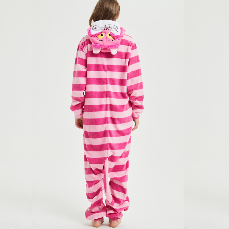 cheshire cat onesie for adult