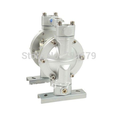 A10 3/8 inch Air Pneumatic Double Diaphragm Pump AODD Pump usa aro ingersoll rand 2 inch aluminum alloy pneumatic diaphragm pump 666270 eeb c