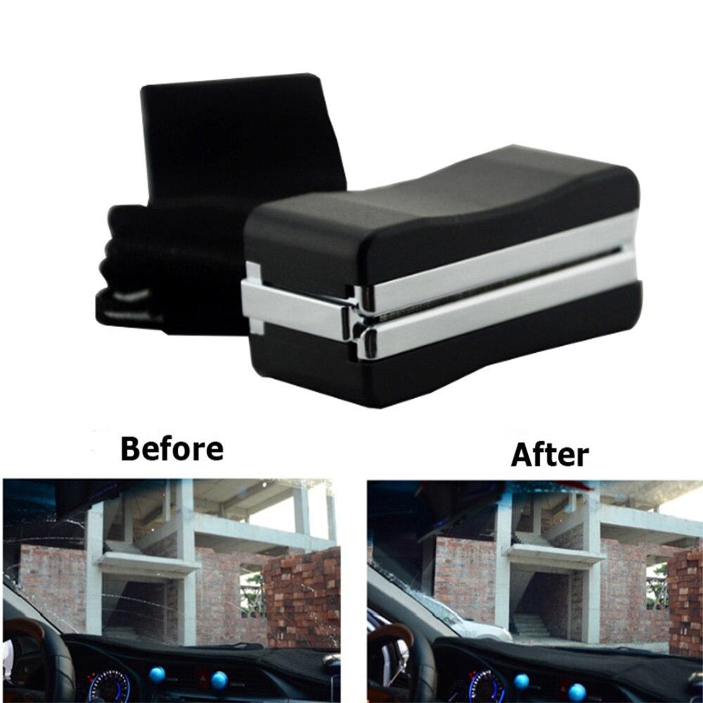 Car Wiper Repair Tool Universal Automobile Windshield Wiper Wizard Blades Restore Renovator Brushes Restorer Cleaner Accessories