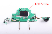 (For LL-A320) Mainboard with LCD Screen for Vacuum Cleaning Robot , 1pc/pack
