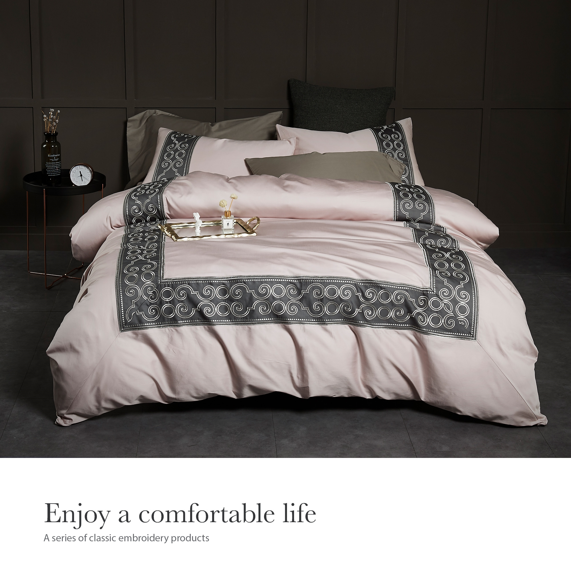 Bedding 5* 400 Thread Count 100% Egyptian Cotton Fitted Sheet Flat Sheet All Uk Sizes Bright Luster Bed Linens & Sets