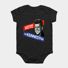 eeccd45e7545 Baby Onesie Baby Bodysuits kid t shirt Funny novelty Natural JFK Kennedy  Retro s cool(
