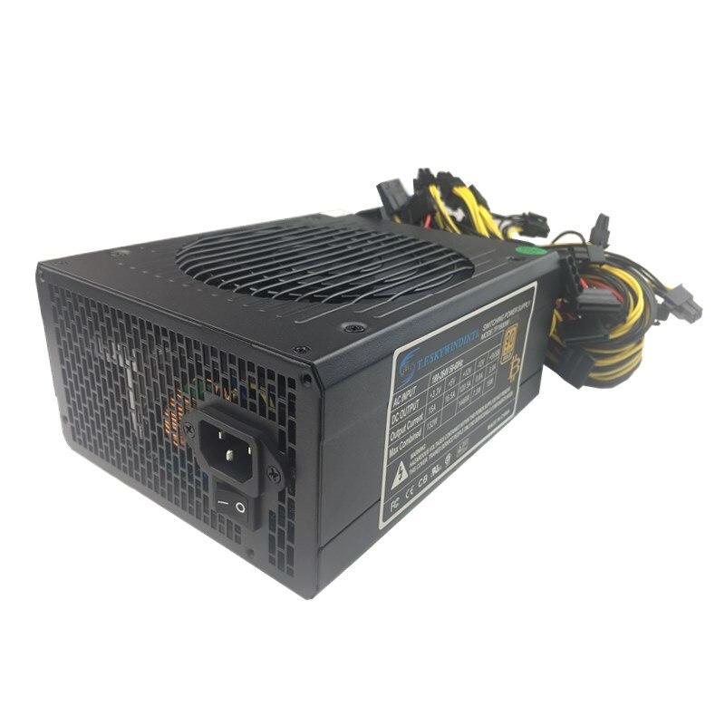 HOT SALE] Power Supply 1600W ATX PSU Mining Power Supply
