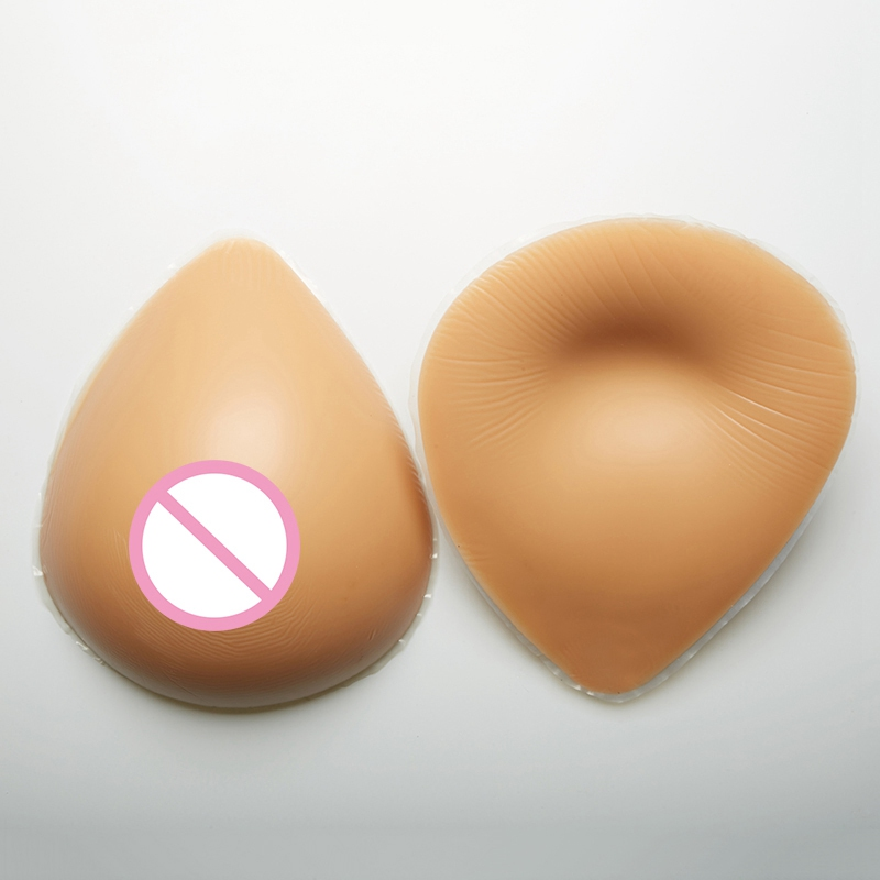 free shipping artificial silicone breast forms for cross dressing deep cleavage fake bra male transgender 3600g pair beige color 1600g/pair Silicone Breast Forms for Crossdressers Transgender Shemale Fake Boob Ehhancer Travesti Drag Queen Artificial Breast