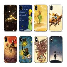 Aiboduo Petit Prince For iphone 6s 7 Phone case cover for Apple iPhone 5s 6 6plus 8 7plus 8plus XR X XS max