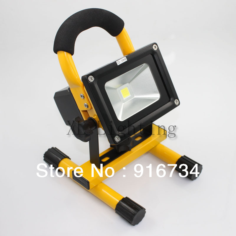 Portable Cordless Rechargeable Led Work Light Work Lamp W: Rechargeable Cordless LED Work Light Automotive Worklight