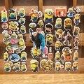6 Листов Подарок для Маленьких Девочек Младенца Мультфильм Наклейки Принцесса Игрушки Миньоны гадкий я Kawaii Подарки установить Красивый Подарок