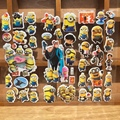 6 Sheets Gift for Little Girls Baby Cartoon Stickers Princess Toy Minions Despicable me Kawaii Gifts set Beautiful Gift