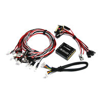 GT Power RC Car 4 Channel Professional LED Lighting System