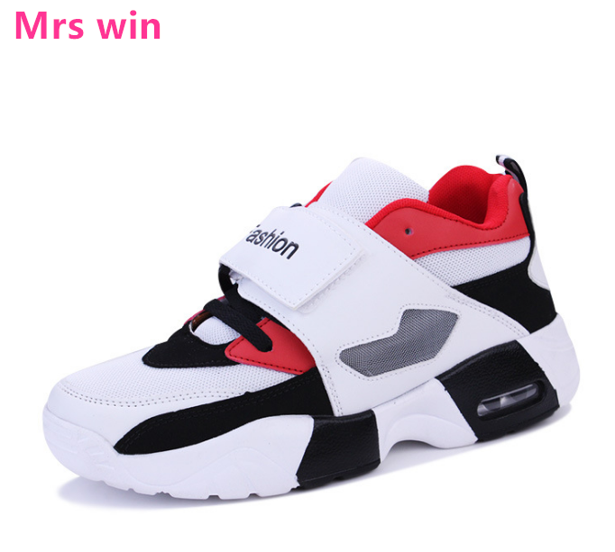 Hot New Running Shoes for Men Women Sneakers 2017 Air Outdoor Camping Tactics Zapatos Mesh Jogging Sports Shoes