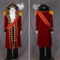 Anh Anh Vương Quốc Anh Axis Powers Hetalia Arthur Kirkland cosplay trang phục Cướp Biển Gorgeous quần áo