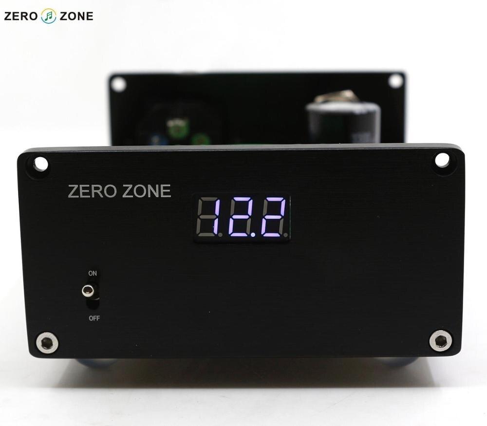 ZEROZONE 15 Вт LPS HIFI Линейный источник питания для наушников/ЦАП внешний регулятор питания с дисплеем