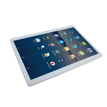 10.1 Inch 3G 4G LTE Tablet PC Android 6.0 Quad Core 1GB RAM 16GB ROM IPS GPS MTK6735