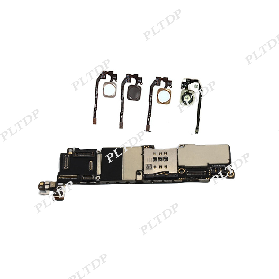 Image 3 - New Arrival 100% Original Motherboard For iPhone 5SE SE Unlocked Mainboard With Touch ID Logic Board Full Function-in Mobile Phone Antenna from Cellphones & Telecommunications