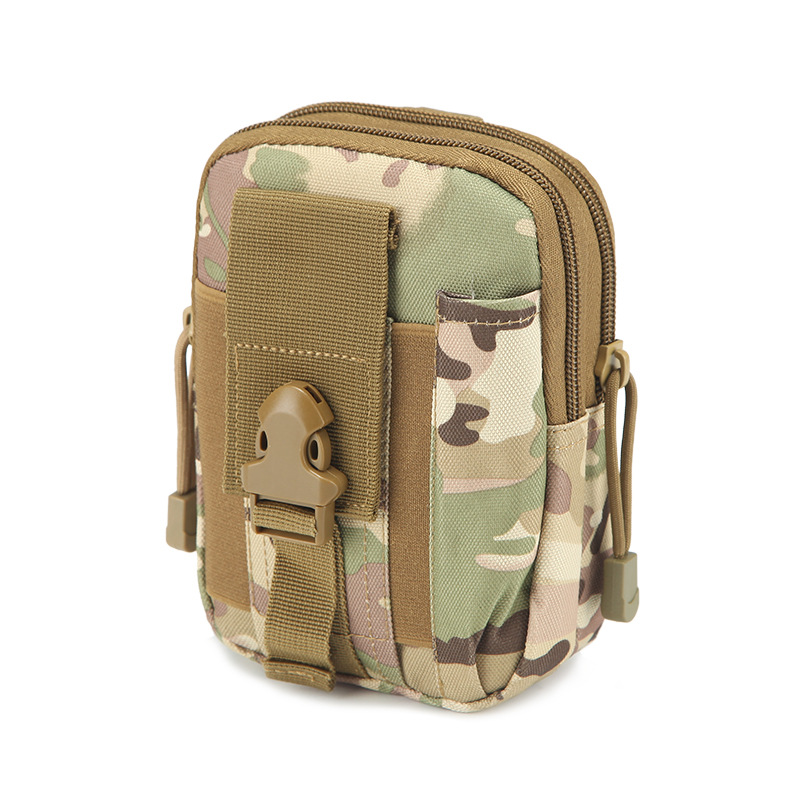 Outdoor Waist Bag Molle Tactical Waterproof Nylon Hunting Bags Military Fanny Pack Outdoor Pouches Phone Case Camouflage PocketOutdoor Waist Bag Molle Tactical Waterproof Nylon Hunting Bags Military Fanny Pack Outdoor Pouches Phone Case Camouflage Pocket