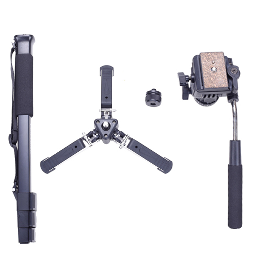 Yunteng Vct 288 Professional Camera Tripod Monopod With