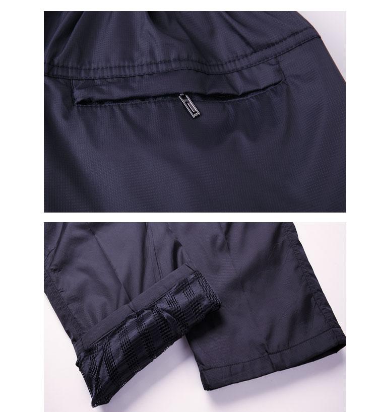 Grandwish Sneldrogende Mens Actieve Broek Plus Size 6XL Losse Fit - Herenkleding - Foto 5
