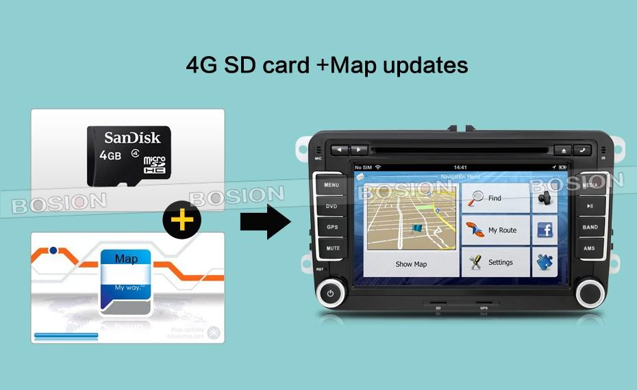 GPS Autoradio Passatcc Giảm 15