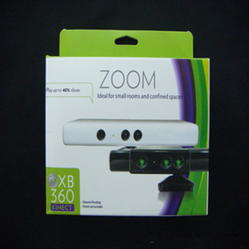 2017 Zoom Play Range Reduction Lens Wide Angl Universal Adapter For Xbox 360 Kinect Sensor for Small Rooms and Confined Spaces