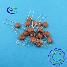 1000 pçs frete grátis linha capacitores de cerâmica 0.22 uf/50 v 224 220nf capacitores de cerâmica 100 4.5 100% novo original