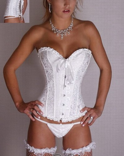 XS-6XL Sexy Plus Size High Quality Slimming Corset