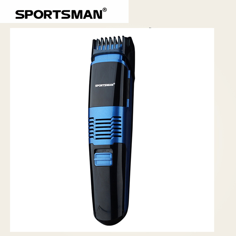 sportsman brand rechargeable hair trimmer beard trimmer home use electric hair clipper hair. Black Bedroom Furniture Sets. Home Design Ideas