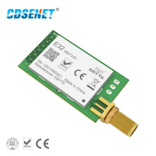 Get more info on the Free shipping 2pics CDSENET  E45-TTL-100 20dBm 3km SX1276 868MHz LoRa RF Transceiver Module