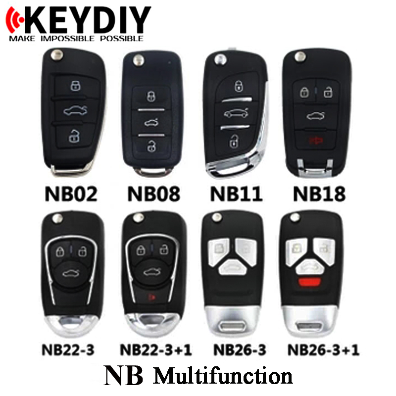 KEY DIY NB11 Universal Remote key KD NB remotes key KD900 MINI KD remote key generator