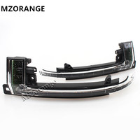 1 Pair Left and Right Side Turn Signals Light Rearview Mirror Lamp FOR Audi A4 B8 A6 C6 A5 2008 2009 2010 2011
