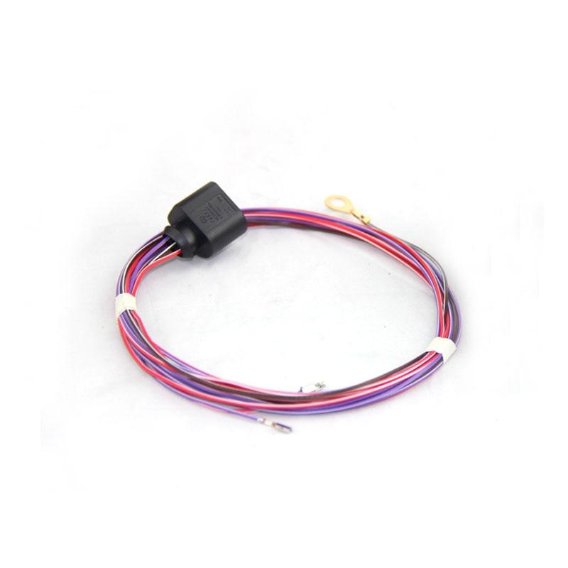 popular vw speaker harness buy cheap vw speaker harness lots from oem car security alarm speaker horn line wire harness fit for vw golf 6 mk6