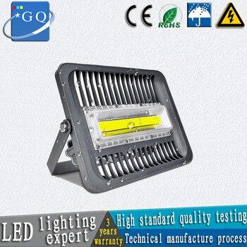 Светодио дный прожектор 30 W 50 W 70 W 100 W светодио дный проектор свет IP65 110 v 220 v 240 v 120 v светодио дный прожектор Открытый питания лампы исследовани...
