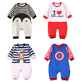 Fashion Explosion Models Cotton Baby Romper Climbing Clothing Optional Code 3-12m Different Shapes ATLL0064