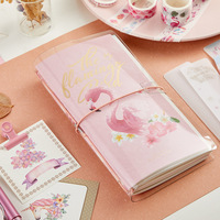 2019 Cute Notebook Set INS Style Notepad Kit Kawaii Planner Creative Best Gift Set School Supplies Bullet Journal Accessories