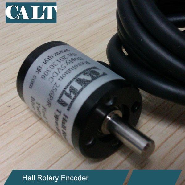 Free Shipping      Angle Sensor / Encoder 360 / Non Contact Holzer Sensor HAE18 Absolute Type SSI