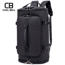 Password Lock anti theft Men Backpack Large Capacity outdoor Casual USB Charging Backpack Sports Men Travel Laptop Backpack Male 2018 new casual usb male men backpack anti theft password lock design school backpack for teens college student multi pocket bag