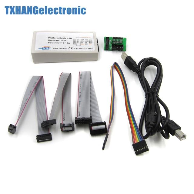 For Xilinx Platform USB Download Cable Jtag Programmer FPGA CPLD C-Mod XC2C64A