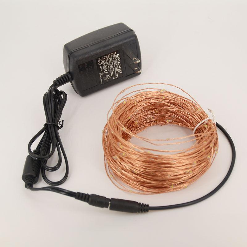 Aliexpress.com : Buy AC110 250V to DC 12V Cooper wire led fairy ...