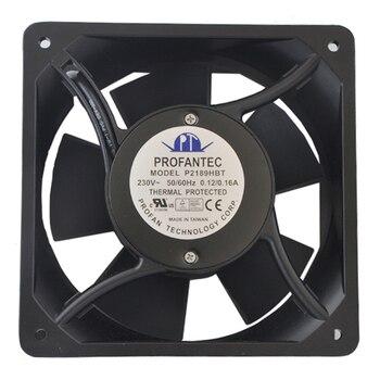 P2189HBT brand new original Taiwan for Hong AC230V17689 high temperature cooling fan