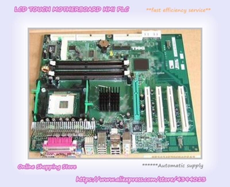 Pour LS-36 478 broches entièrement intégré grande carte mère 4 PCI 1 AGP