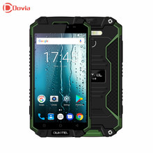 OUKITEL MTK6753 K10000 max 5.5 pulgadas 4G Smartphone Octa Core 3 GB RAM 32 GB ROM OTG Sensor de Huellas Dactilares cámaras 10000 mAh de La Batería