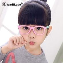 Детские оптические очки, оправа для мальчиков и девочек, близорукость по рецепту, оправа для очков, прозрачная оправа для очков Oculos WarBLade