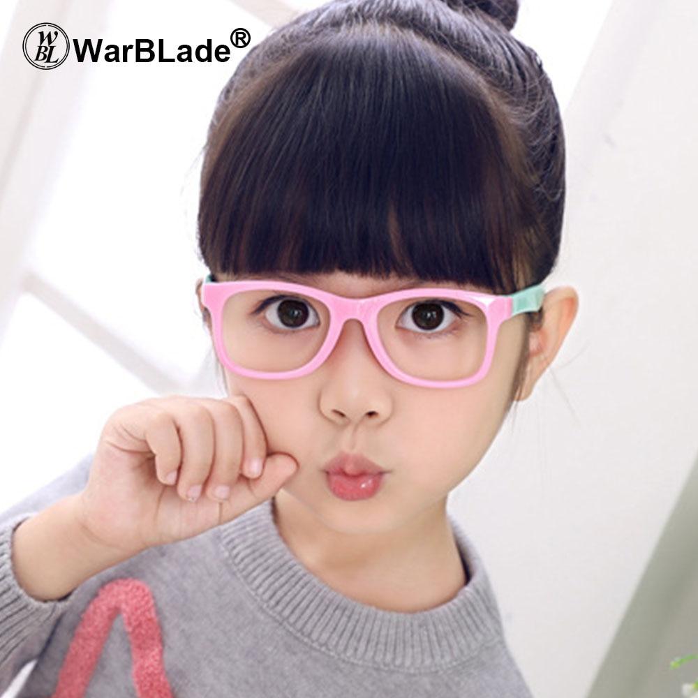 Niños Marco de vidrios ópticos Child Boy Girl Myopia Marco de - Accesorios para la ropa