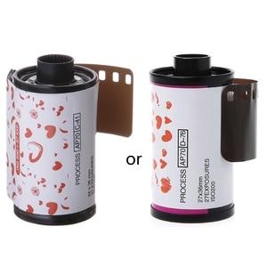 OOTDTY 35mm Color Print Film 135 Format Camera Lomo Holga Dedicated ISO 200 27EXP(China)