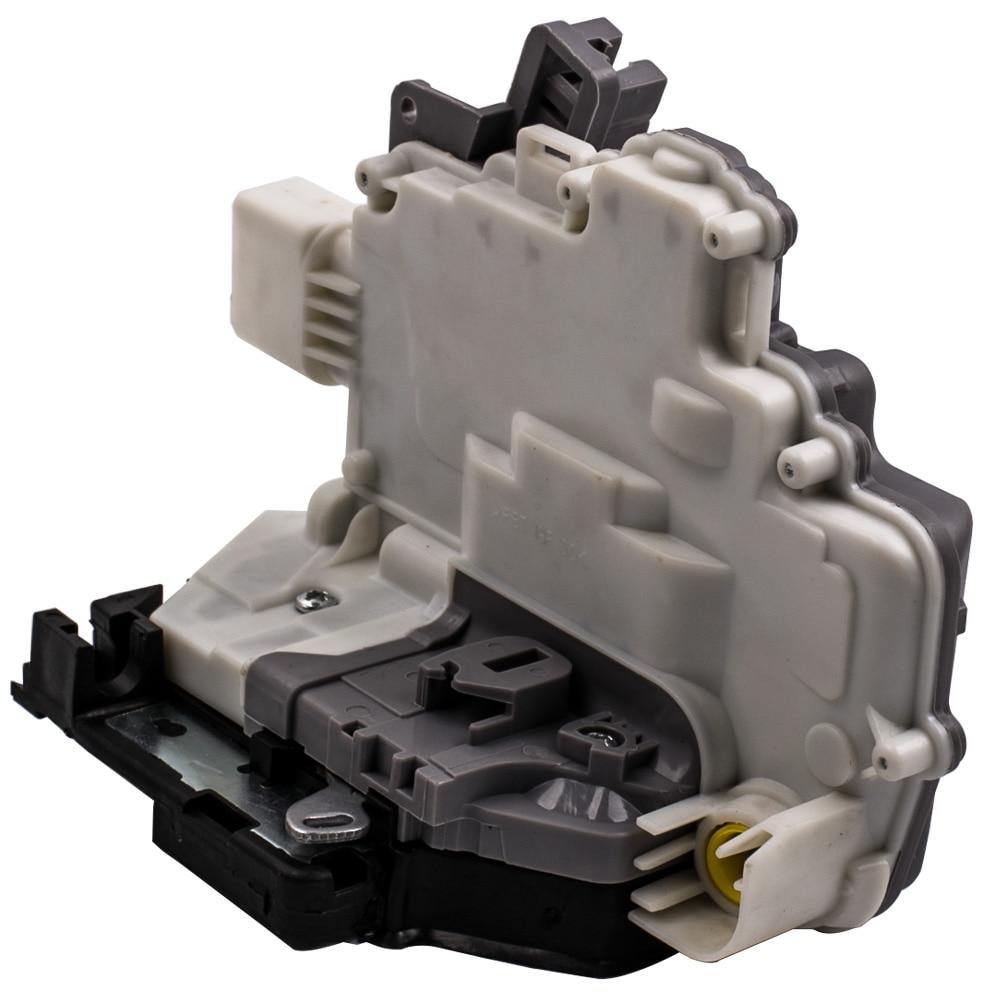 Actuador de bloqueo de puerta 3C1837015A Cierre de bloqueo de puerta delantero izquierdo para A4 A5 Q3 Q7 TT