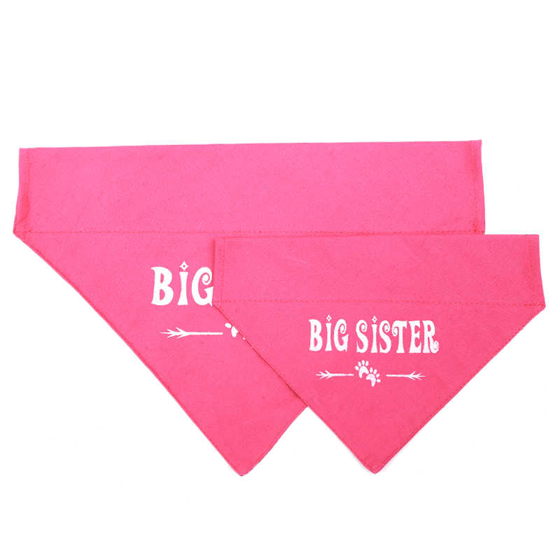 Birthday Gifts For Dogs Big Brother Decorations Small Dog Bandana Scarf