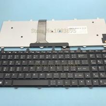 Новая Чешский/Словацкая клавиатура для Clevo P150SM P157SM P170SM P2700 Чешский клавиатура с подсветкой V132150BK1