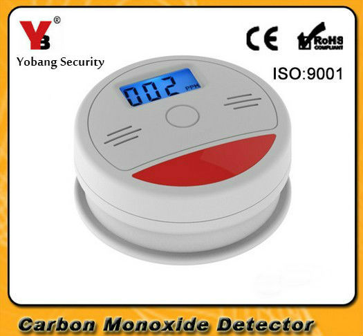 Security & Protection Fire Protection Yobang Security 10pcs/lot Lcd Photoelectric Co Gas Sensor Carbon Monoxide Poisonous Gas Leak Detector Alarm Co Detector Good For Energy And The Spleen
