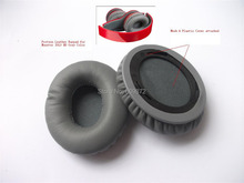 Replacement Protein Leatherette Ear Cup Ear Pads Cushions  , for SOLO HD Headphone цена